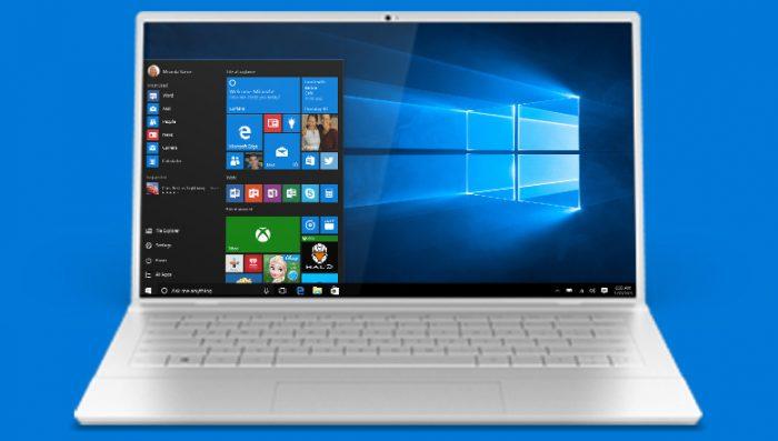 Tecnología de asistencia Windows 10 Aniversario