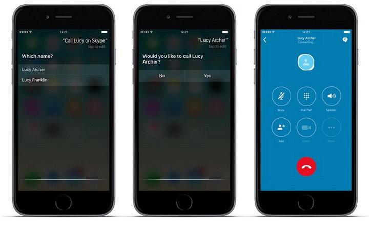 Skype para iOS 6.25