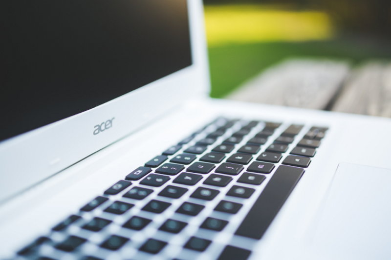 Chromebook - Acer - Keyboard