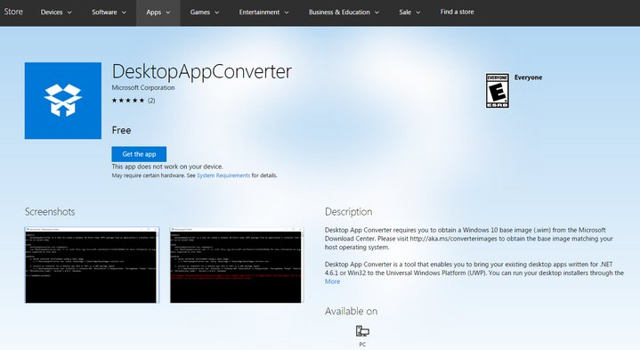 desktop-app-converter-windows-store