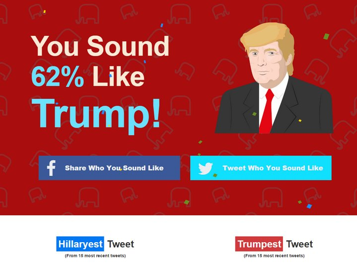The Donald Test