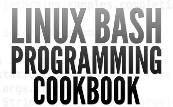 Linux Bash Programming Cookbook, eBook gratis por tiempo limitado