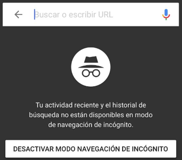 Buscador de Google para iOS introduce modo de navegación incógnito