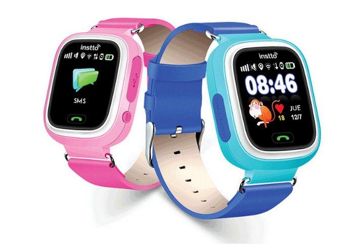 Instto presenta nuevo smartwatch infantil con GPS para que los padres sepan donde se encuentran sus hijos [Arg]