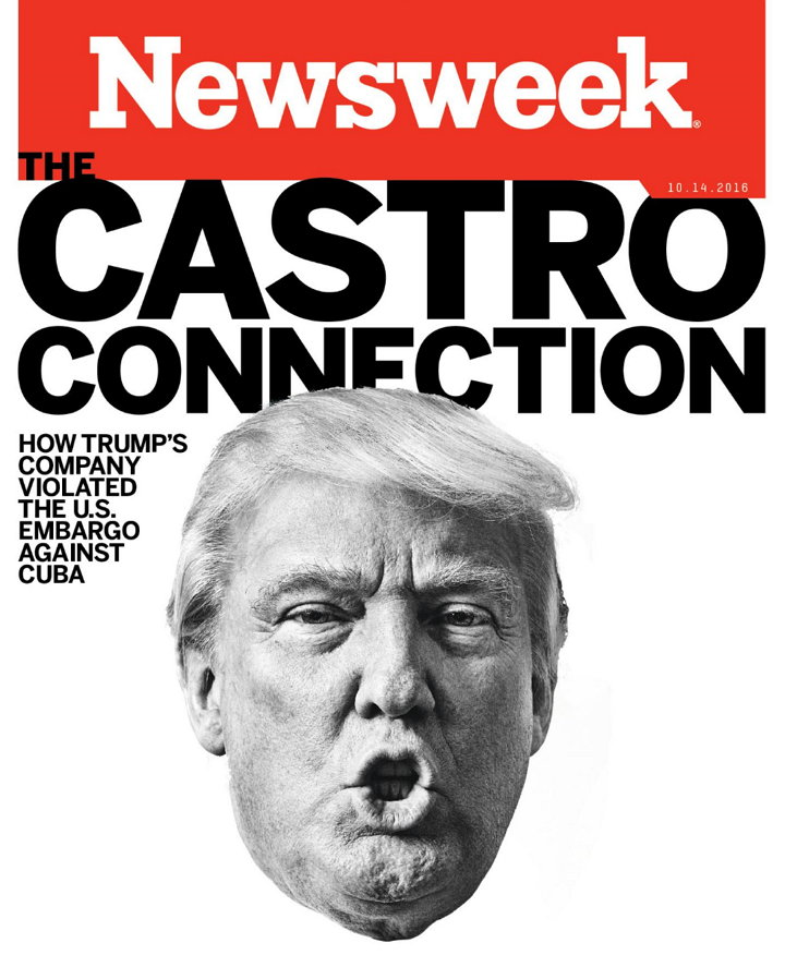 newsweek-castro-trump-connection