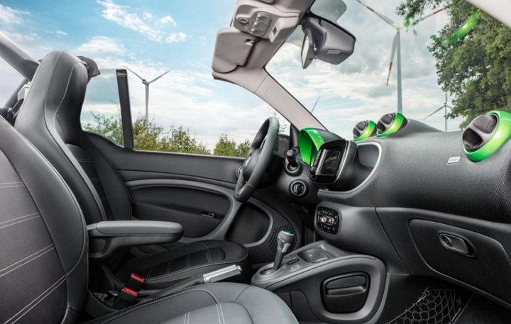 Smart - Vehiculo Eléctrico