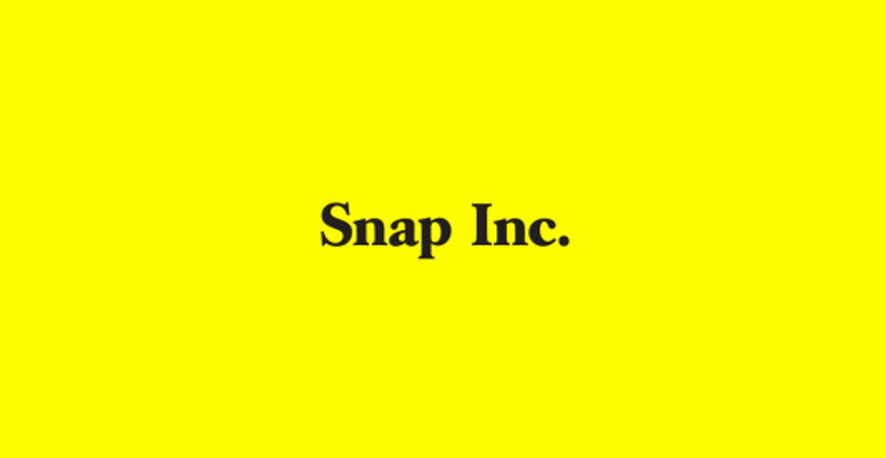 Snap Inc - Spectacles