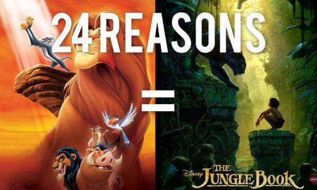24 similaridades entre las películas The Lion King y The Jungle Book que te dejan pensando…