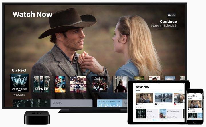 Apple - Aplicación - TV