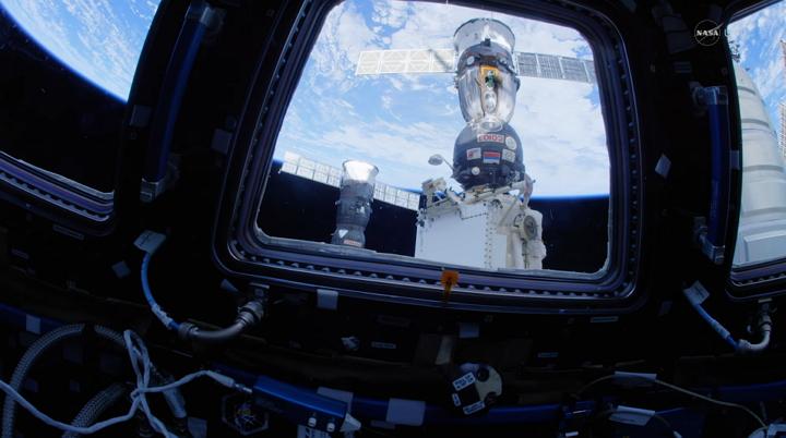 Alucinante vídeo 4K de la NASA dentro de la Estación Espacial Internacional