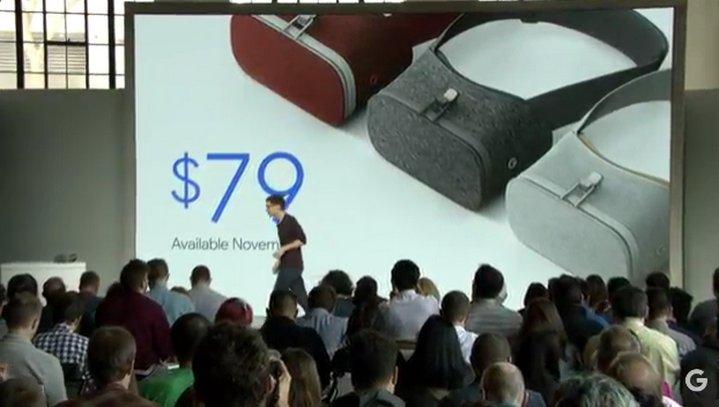 Gafas Google Daydream View serán lanzadas la semana que viene en 5 países