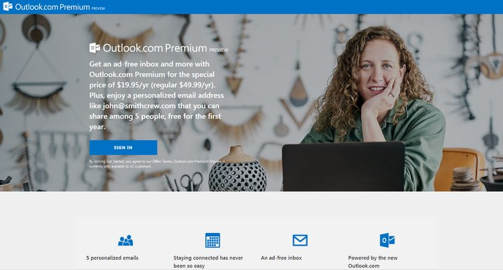 Microsoft Outlook Premium