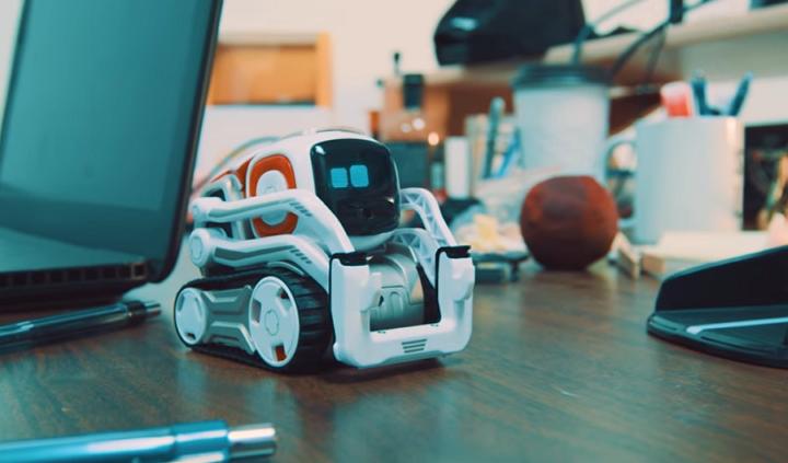 Robots Programmed to Kill - Cozmo Anki