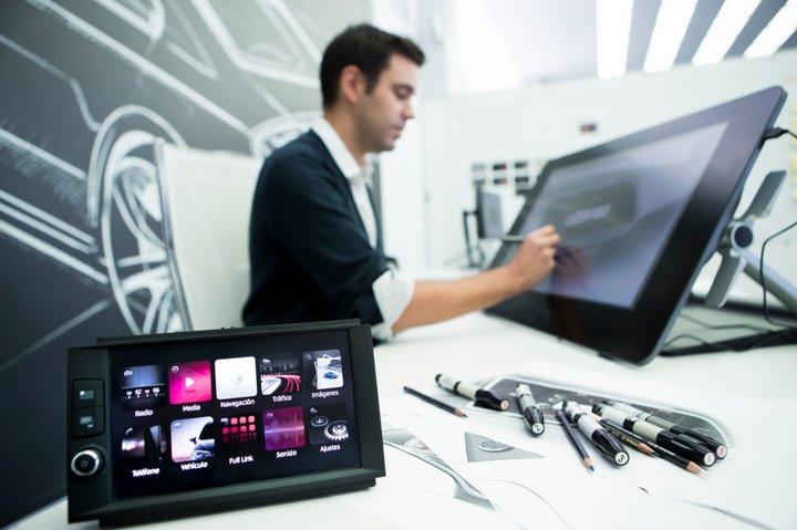 SEAT ahora diseña sus pantallas y cuenta con más diseñadores que los utilizados para el exterior de sus vehículos