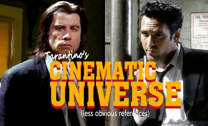 El Universo Cinematográfico de Quentin Tarantino [Vídeo]