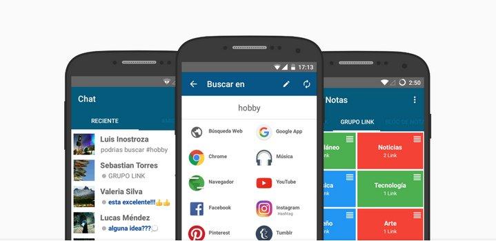 Bimbask, una forma rápida de buscar e intercambiar ideas y contenidos con aplicaciones y amigos