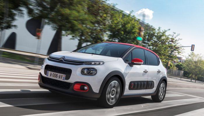 Citroën C3 ConnectedCam Citroën