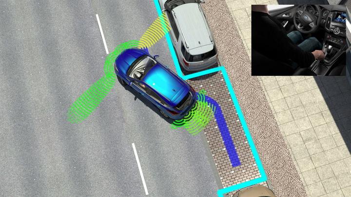 Ford Estacionamiento