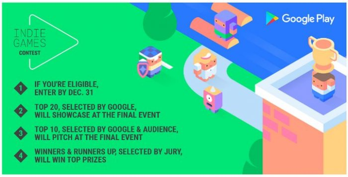 Google Play Indie Games Constest