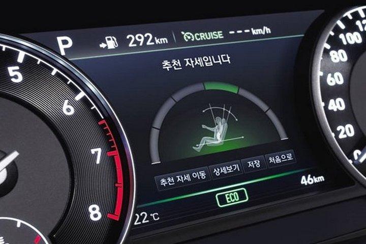 Hyundai Genesis - EQ900