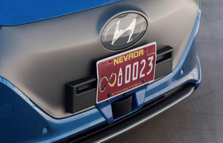 Hyundai Ioniq Autónomo