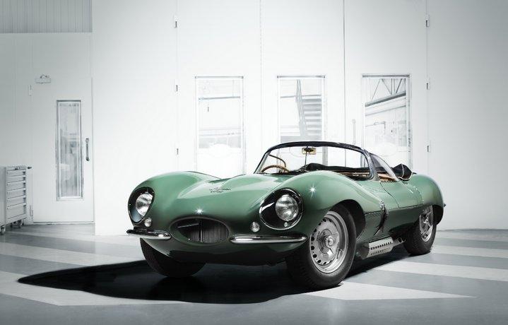 Una réplica del clásico Jaguar XKSS original hace su debut en Los Ángeles