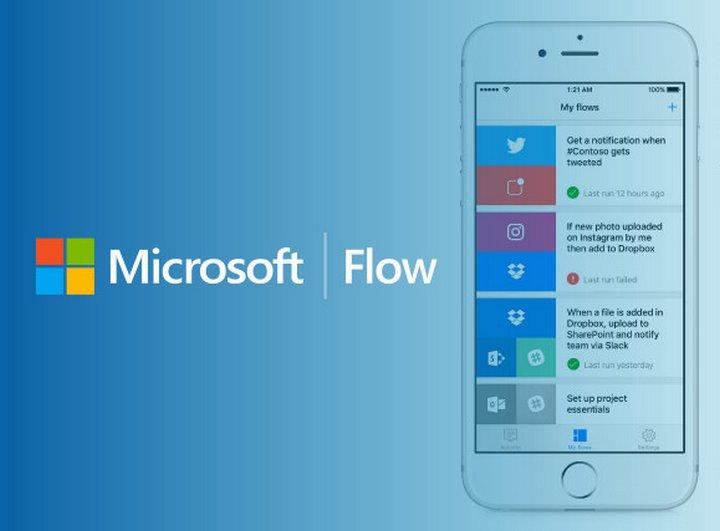 Microsoft Flow lanza programa para socios y agrega nuevos servicios