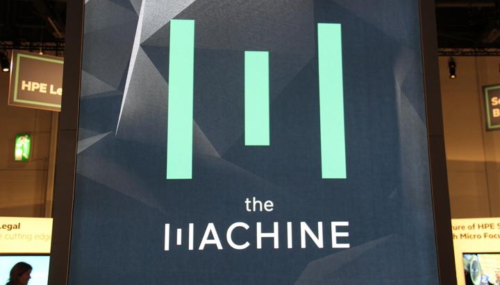 El sueño de HPE se ha cumplido: ha nacido The Machine