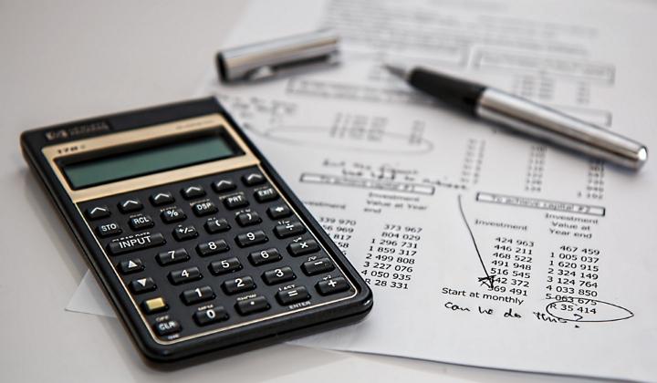 Finanzas - Calculador