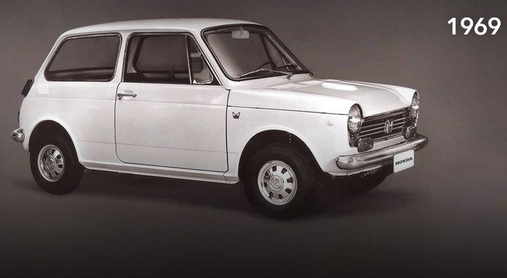 Honda N600 1969