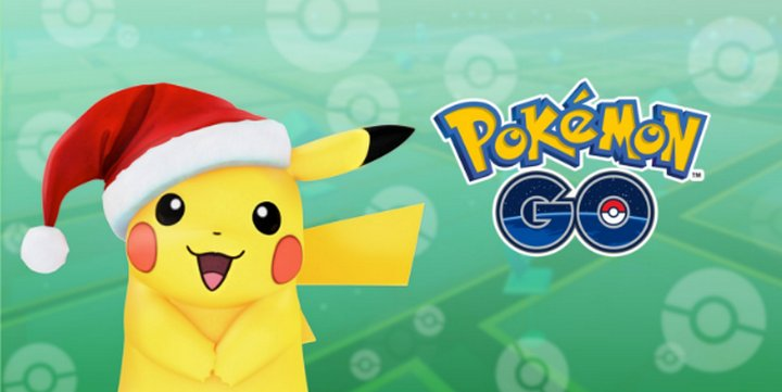 Pokémon Go - Pikachu Holliday