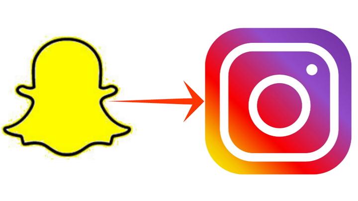 Facebook - Historias de Instagram - Historias de Snapchat