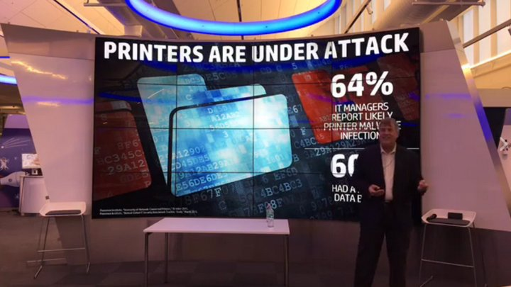 Michael Howard - HP JetAdvantage Print Security - Impresoras HP