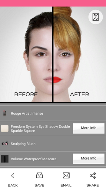 MakeUp Android
