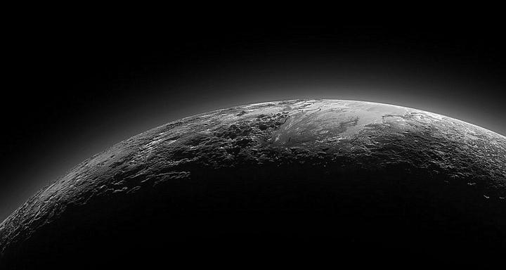 NASA nos muestra cómo sería aterrizar en Plutón