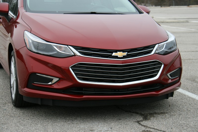 Chevy Cruze 2017 Hatchback