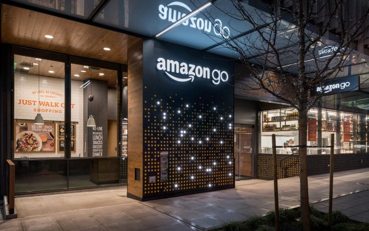 Amazon Go - Supermercado