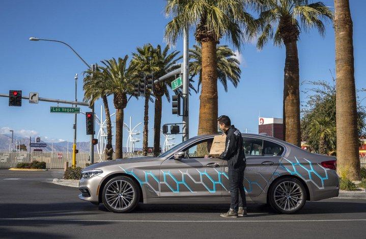 BMW - Coche Como Servicio - Control por Voz