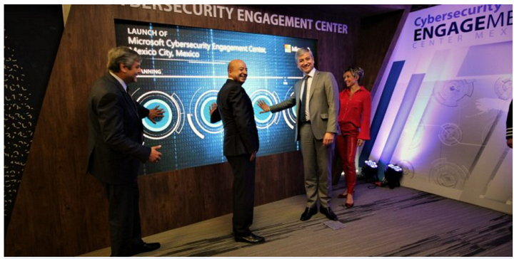 Cybersecurity Engagement Center - México