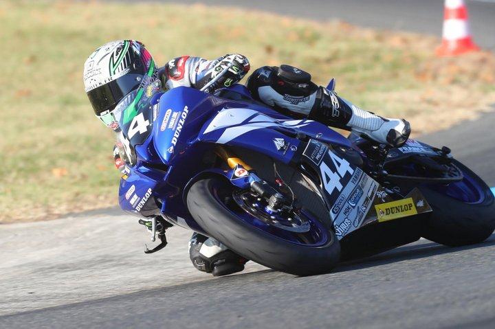Dunlop GP Racer D212, los nuevos neumáticos diseñados para rodadas y competición