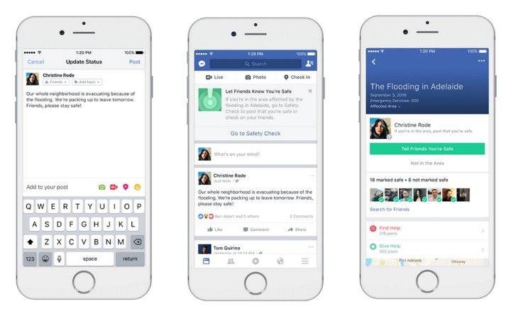 Facebook - Estado de Seguridad - Community Help
