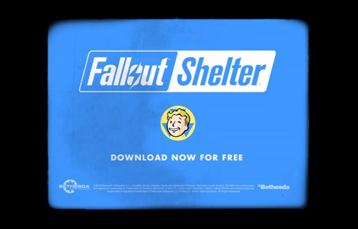 Fallout Shelter ya disponible gratis para Windows 10 y Xbox One!