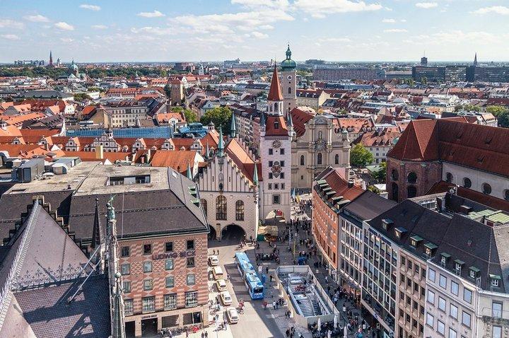 Municipalidad de Munich