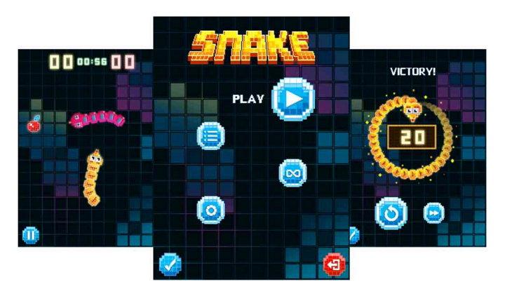 Nokia 3310 - Snake Game