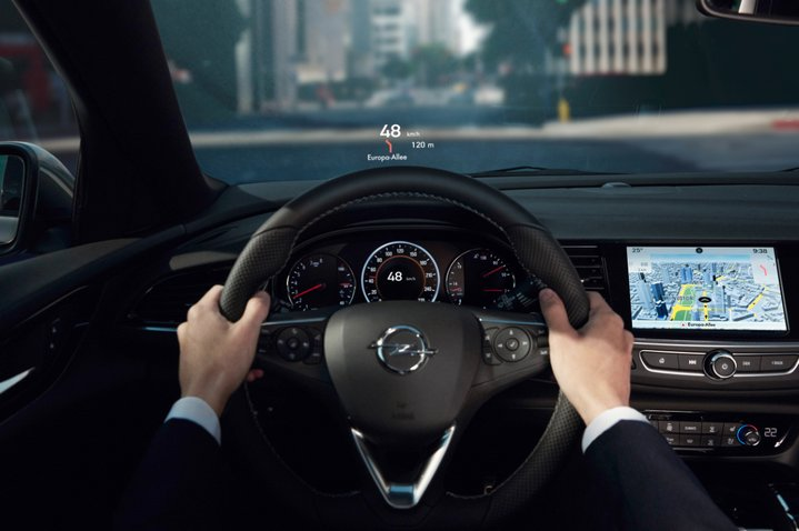 Opel Insignia - Interior