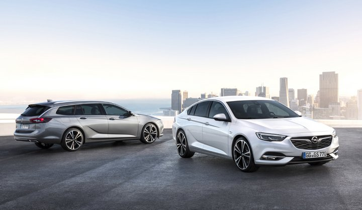 Opel Insignia Sports Tourer y Grand Sport