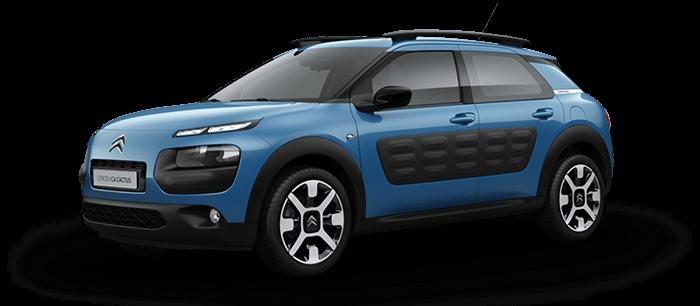 Citroën C4 Cactus - Colorterapia Citroën