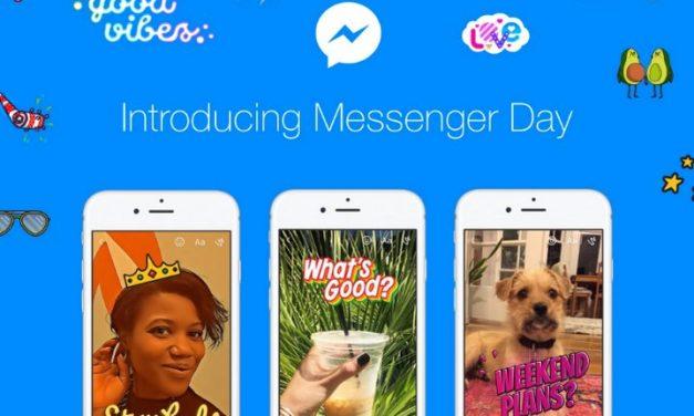 Facebook lanza Messenger Day para todos en Android e iOS – Guía de uso