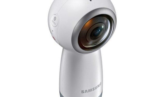Samsung anuncia la nueva cámara Gear 360, para capturas en 360 grados, incluido vídeo 4K – Especificaciones Completas