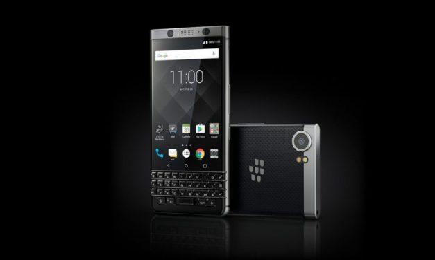 Confirman fechas del lanzamiento del nuevo smartphone Blackberry KEYone con Android